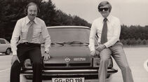 Opel Design-Vize-Chef George Gallion Opel Manta B