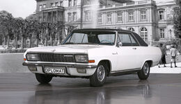 Opel Diplomat A Coupe´