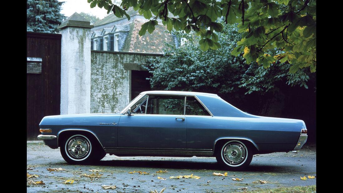 Opel Diplomat A V8 Coupé