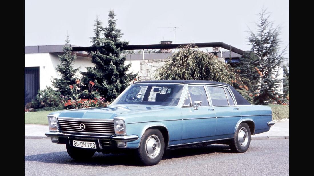 Opel Diplomat (B)
