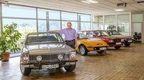 Opel Diplomat B Cabriolet, Opel-Modelle
