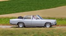 Opel Diplomat B Cabriolet, Seitenansicht
