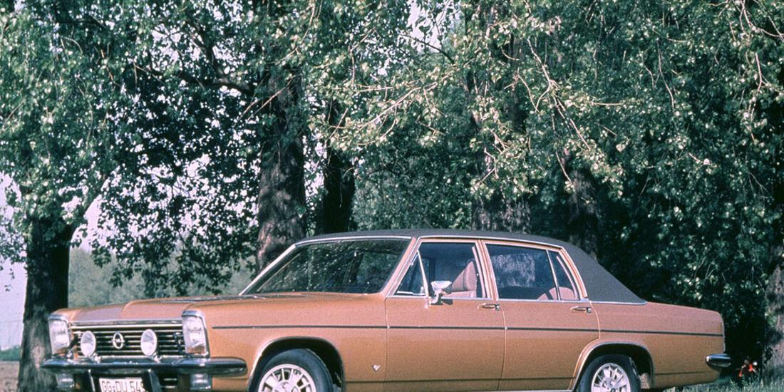 Opel Diplomat B V8 1969-1977