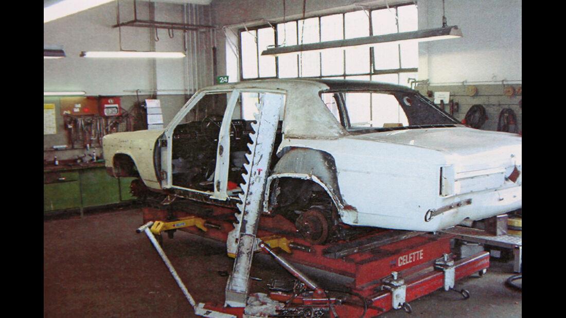 Opel Diplomat B V8, Baujahr 1977