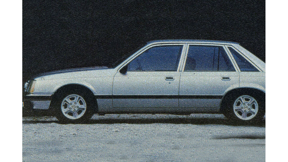 Opel, Diplomat, IAA 1977
