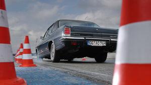 Opel Diplomat V8, Exterieur