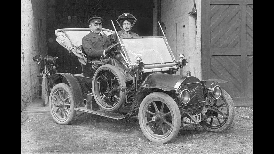 Opel Doktorwagen Bj.1902