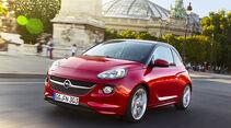 Opel Dreizylinder-Turbobenziner, 08/2013
