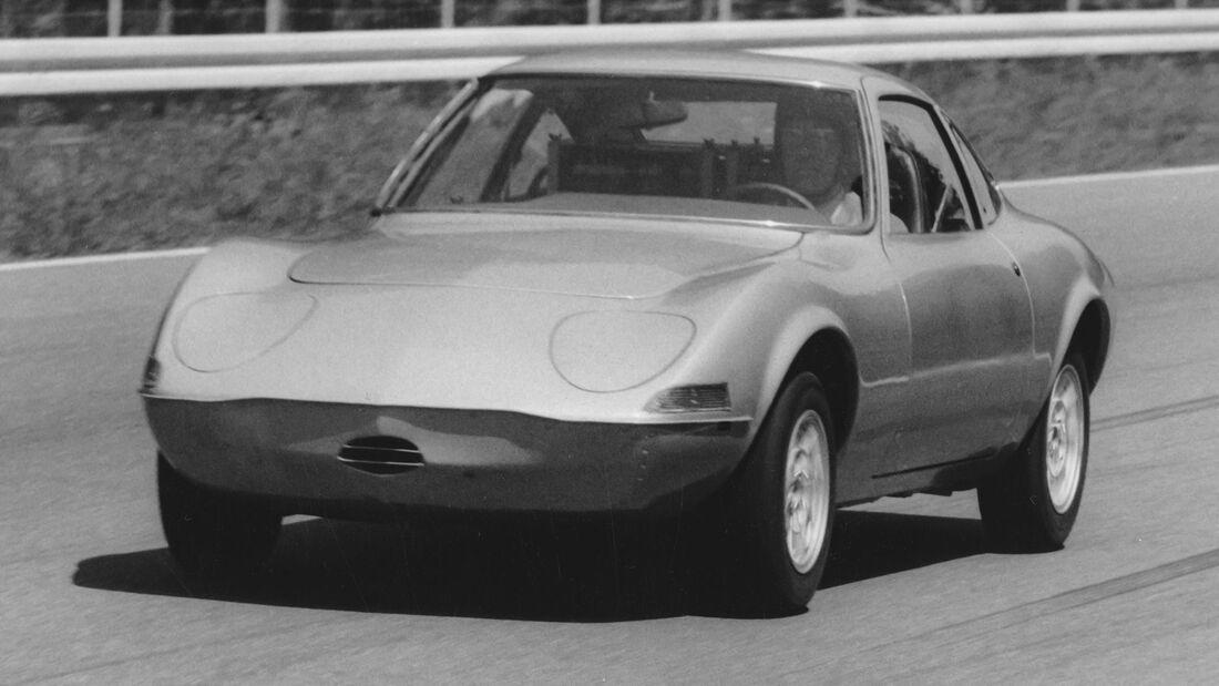 Opel Elektro GT (1971)