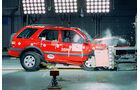 Opel, Frontera, Crashtest