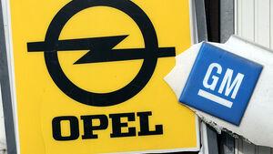 Opel GM Logo