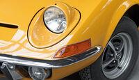 Opel GT, Frontscheinwerfer
