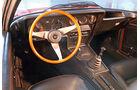 Opel GT, Inneraum