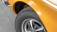 Opel GT, Rad, Felge