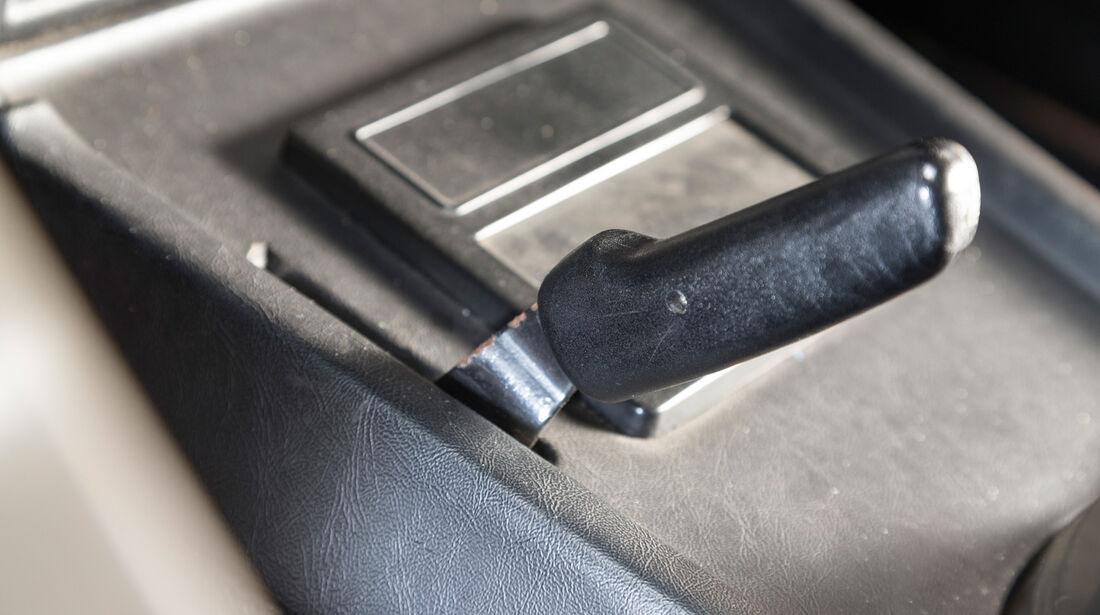 Opel GT, Scheinwerferverstellung