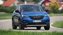 Opel Grandland X 1.2 DI Turbo, Exterieur
