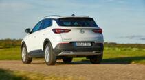 Opel Grandland X 2.0 D, Exterieur