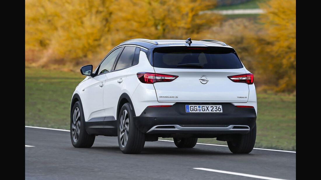 Opel Grandland X 2.0D Automatik Ultimate (2018)