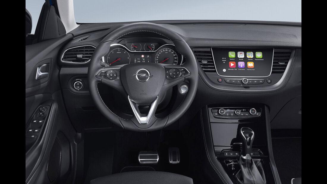 Opel Grandland X (2018)