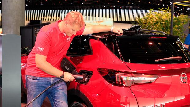 Opel Grandland X 4Hybrid Marcel Sommer
