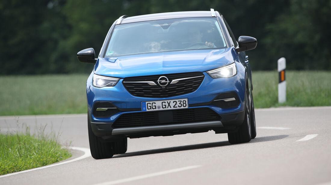 Opel Grandland X Exterieur