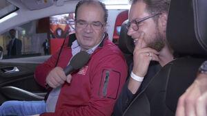 Opel Grandland X Sitzprobe Video Vorschau