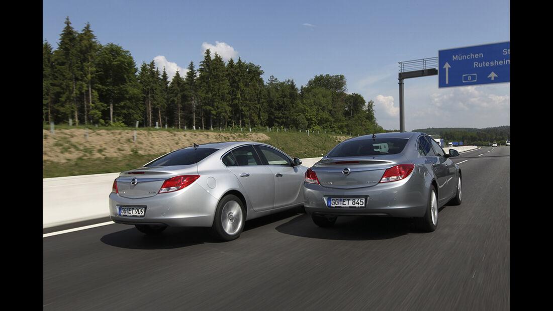 Opel Insignia 1.4 T/2.0 CDTi