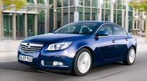Opel Insignia 1.4 Turbo, Seitenansicht