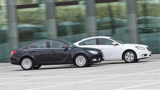 Opel Insignia 1.8 und 2.0 CDTi