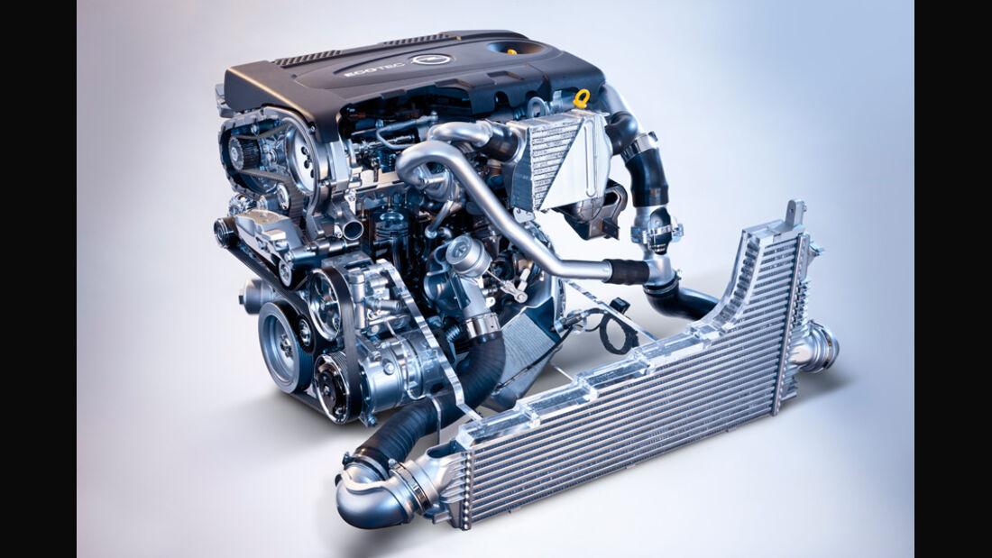 Opel Insignia 2.0 CDTi Biturbo Edition, Motor