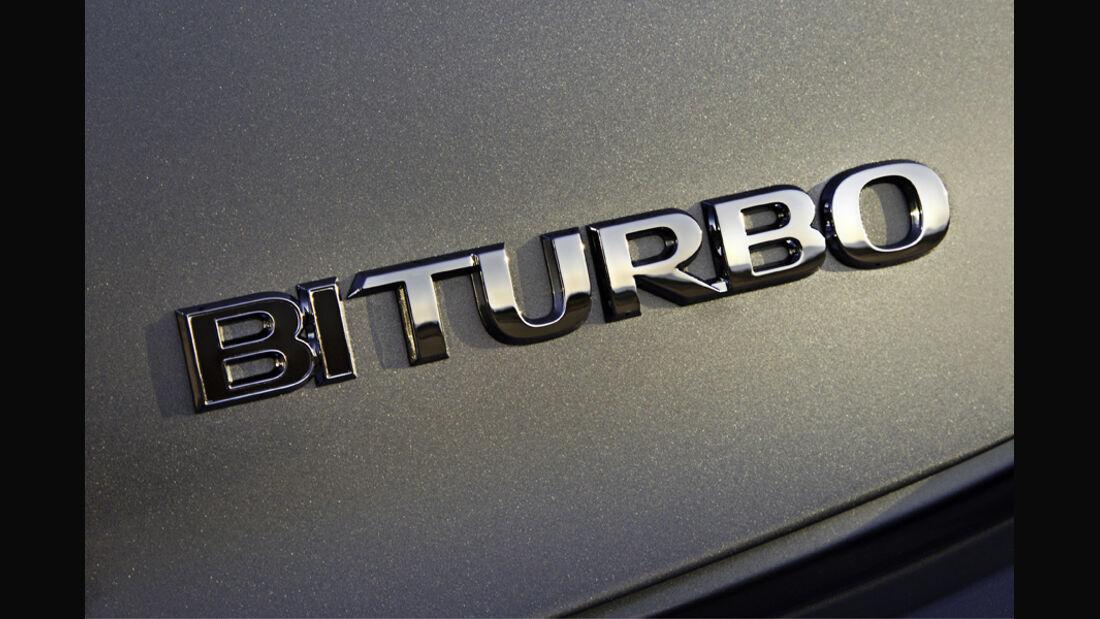 Opel Insignia 2.0 CDTi Biturbo Edition, Typenansicht, Emblem