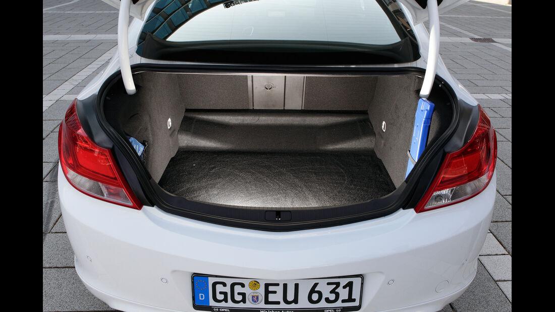 Opel Insignia 2.0 CDTi Biturbo Sport, Kofferraum