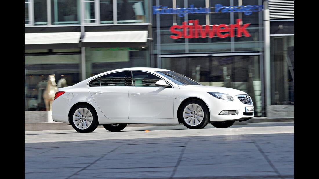 Opel Insignia 2.0 CDTi Biturbo Sport, Seitenansicht