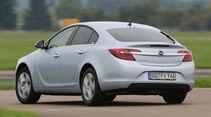 Opel Insignia 2.0 CDTi, Heckansicht