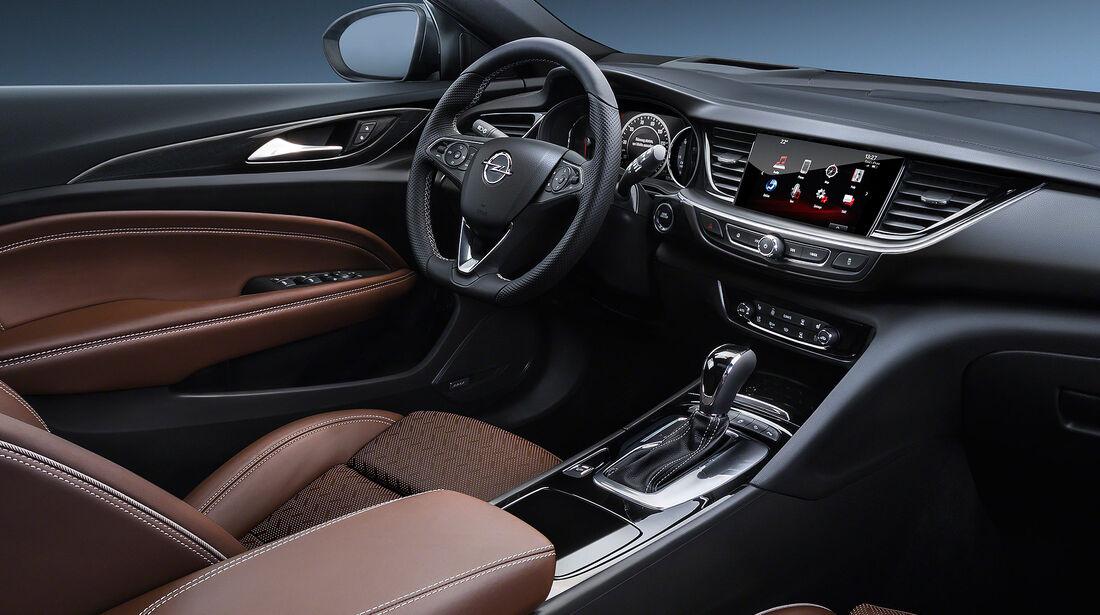 Opel Insignia 2017 Grand Sport