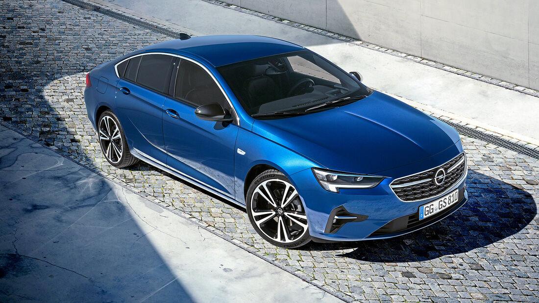 Opel Insignia, Autonis 2020