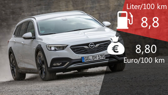 Opel Insignia Country Tourer 2.0 BiTurbo Diesel 4x4