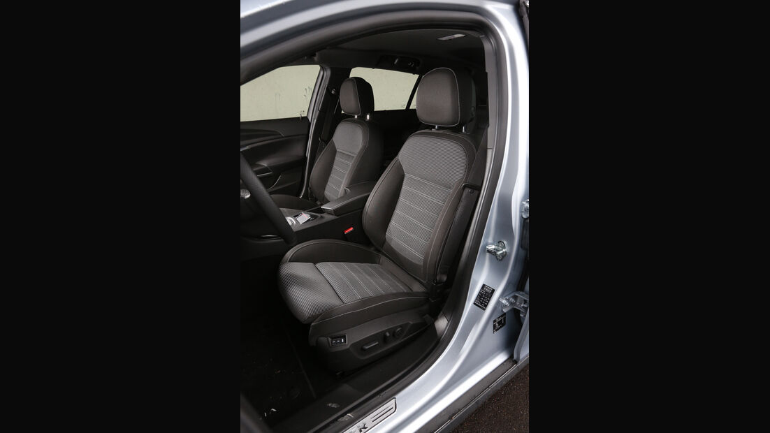 Opel Insignia Country Tourer 2.0 CDTI, Fahrersitz