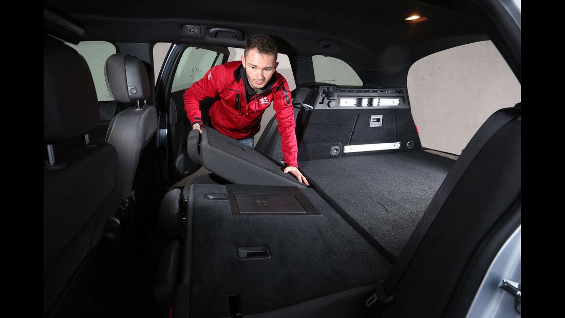 Opel Insignia Country Tourer 2.0 CDTI, Kofferraum, Sitz umklappen