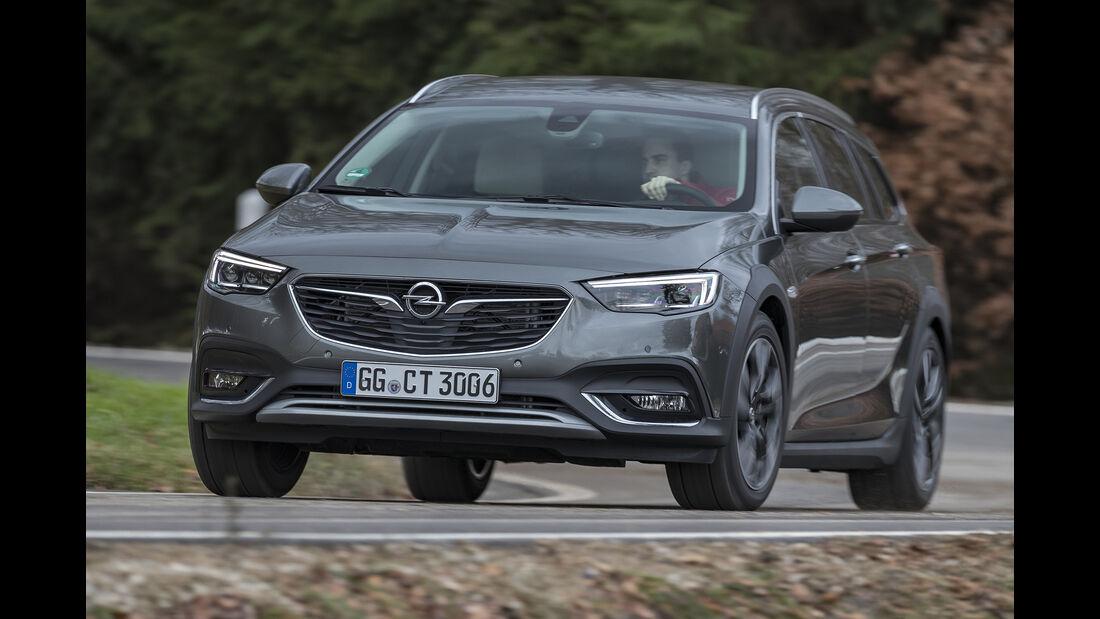Opel Insignia Country Tourer 2.0 DI Turbo 4x4, Exterieur