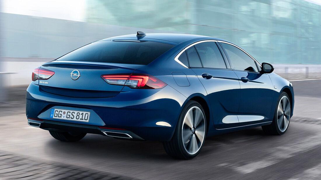 Opel Insignia Facelift (2020)