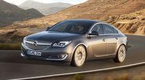 Opel Insignia Facelift, IAA 2013, Limousine