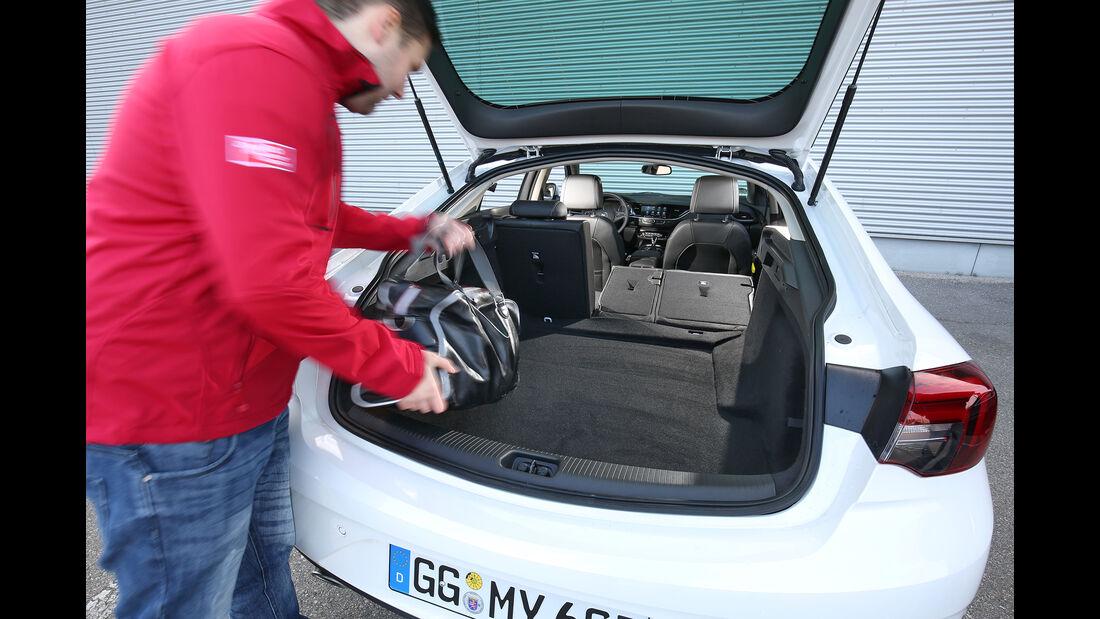 Opel Insignia Grand Sport 2.0 BiTurbo Diesel 4x4 Business Innovation, Interieur