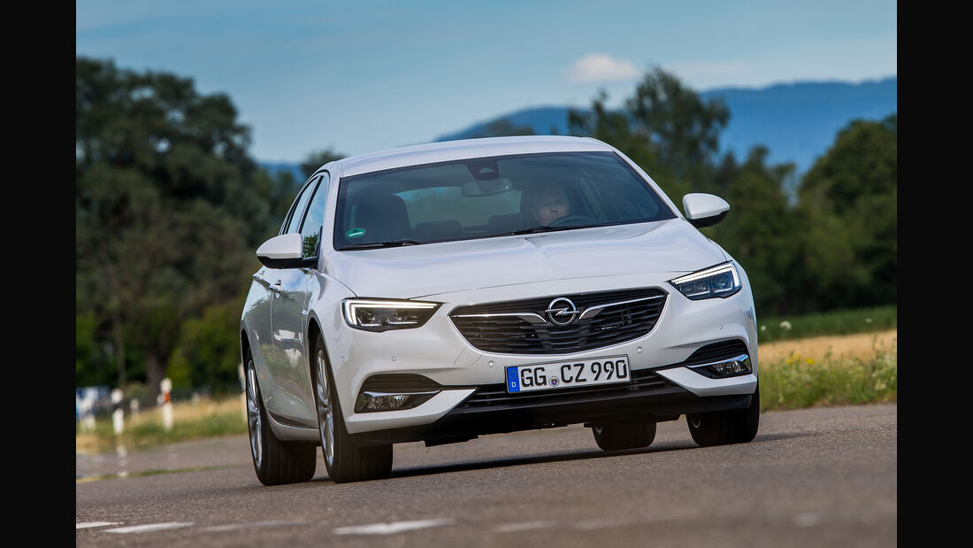 Opel Insignia Grand Sport 2.0 D Business Innovation, Front