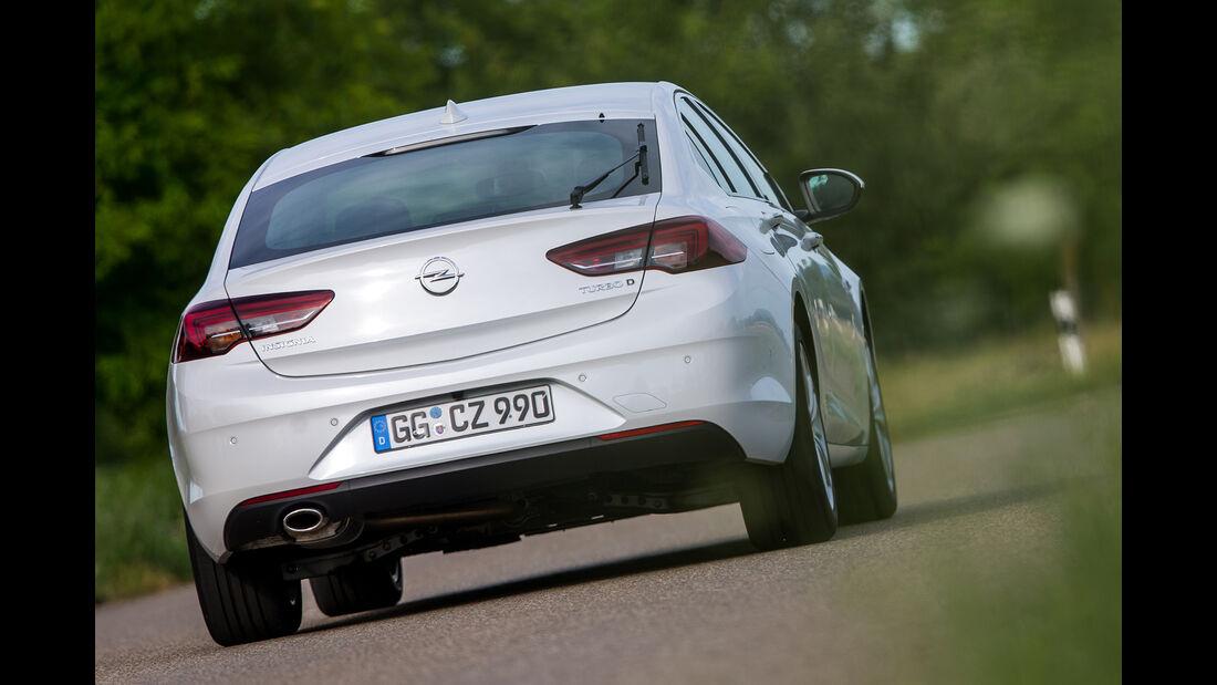 Opel Insignia Grand Sport 2.0 D Business Innovation, Heck