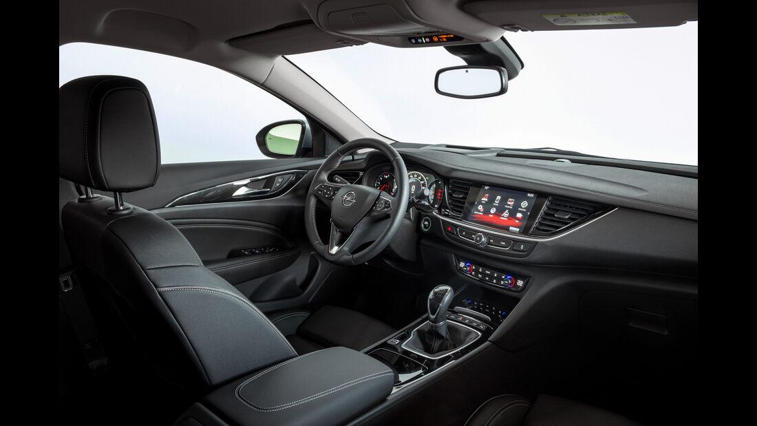 Opel Insignia Grand Sport, Cockpit