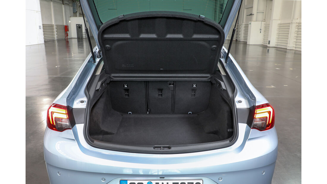 Opel Insignia Grand Sport, Kofferraum