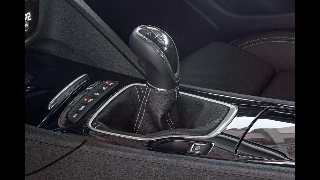 Opel Insignia Grand Sport, Schalthebel
