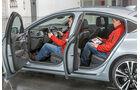 Opel Insignia Grand Sport, Seitentüren