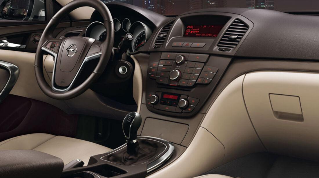 Opel Insignia Kaufberatung, Ausstattungslinie Edition